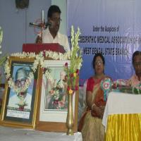 Snaps on the occassion of 105th Birth Anniversary