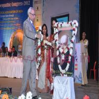 All India Homoeopathic Cong. -2012